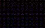 Triangles Motion Background (90852)