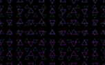 Triangles Motion Background (90853)