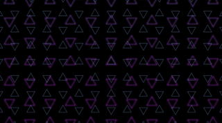 Triangles Motion Background