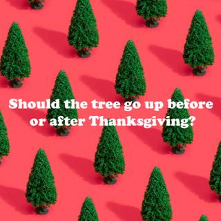 Christmas Tree Question
