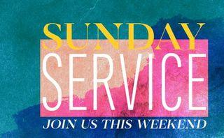Retro Sunday Invite