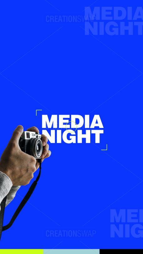 Media Night (91231)