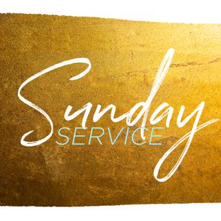 GoldLeaf_Sunday Service