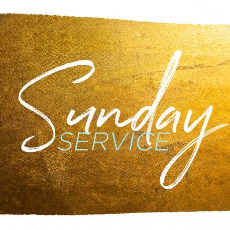 GoldLeaf_Sunday Service (91242)
