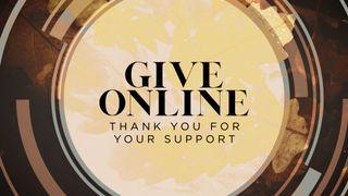 Online Giving Motion Slide
