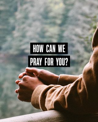 How Can We Pray For You-Social