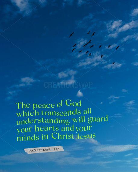 PEACE OF GOD (91414)