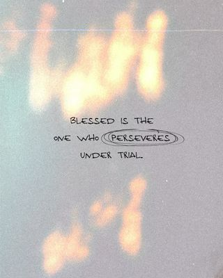 Blessed is The One