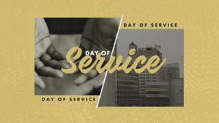 Day Of Service Title Motion