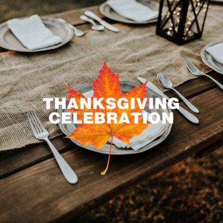 Thanksgiving Celebration (91656)