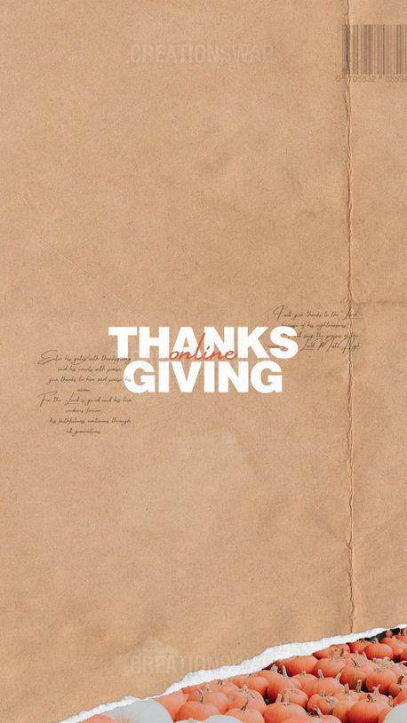 Thanksgiving Online (91657)
