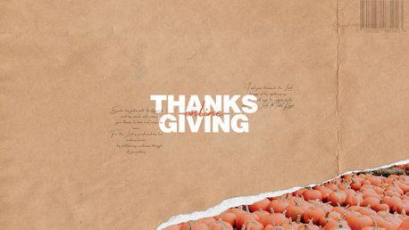 Thanksgiving Online  (91659)