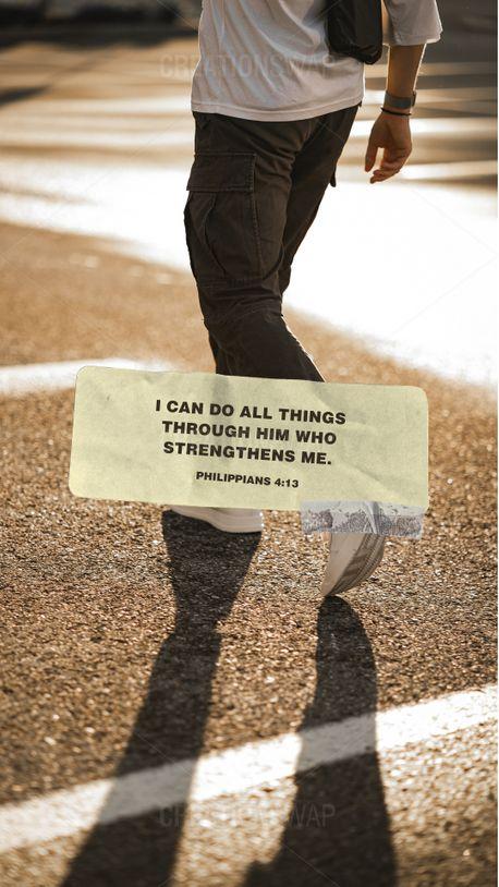 Philippians 4:13  (91709)