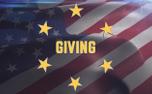 Waving Flag Giving (91763)