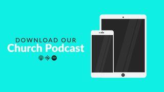 Our Church Podcast Stills
