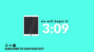 Our Church Podcast Countdown