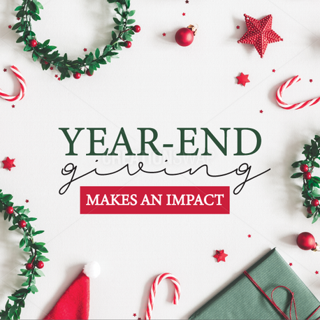 Year-End Giving (92175)