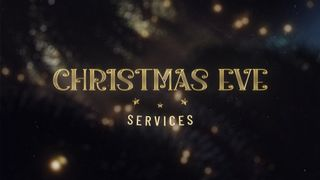 Christmas Eve Services 2