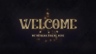 Welcome Christmas Title 2