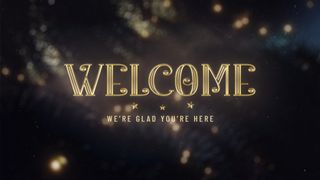 Welcome Christmas Title