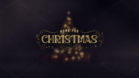 Home for Christmas Slides (92284)