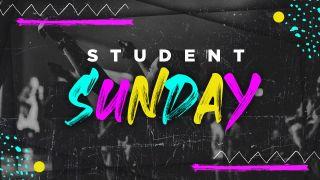 Student Sunday Titles