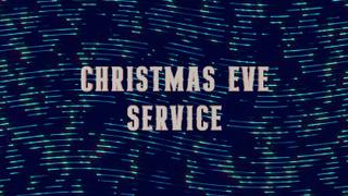 Starry Christmas Eve Service