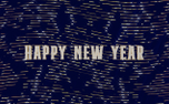 Starry Happy New Year (92456)
