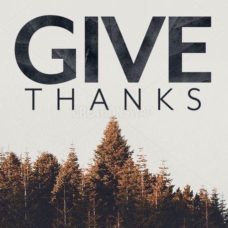 Give Thanks Social Media Pack (92507)