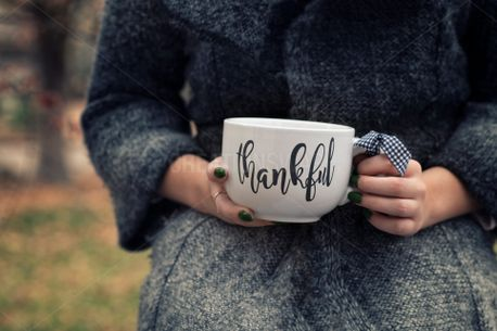 Thankful Cup (92540)