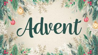 Advent Title Motion