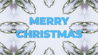 Christmas Kaleida Merry