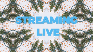 Christmas Kaleida Streaming