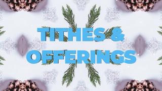 Christmas Kaleida Tithes