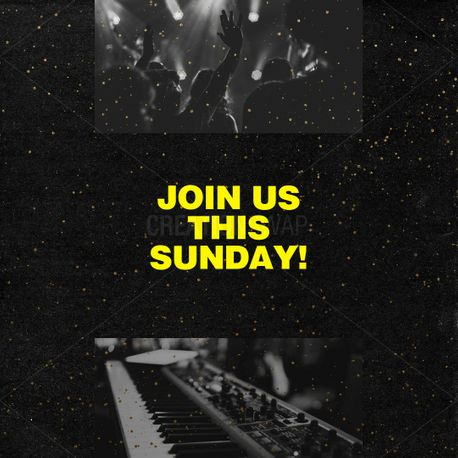 Join us this Sunday (92680)