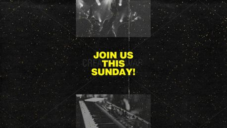 Join us this Sunday (92682)