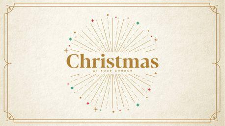 Christmas Starburst (92749)