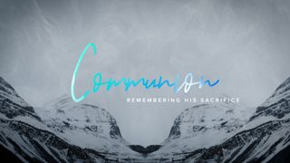 Winter Communion Motion Slide