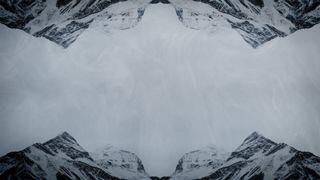 Blank Winter Background