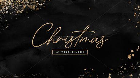 Christmas Black Gold (92788)