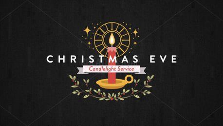 Christmas Eve Candlelight  (92959)