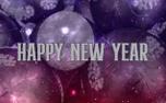 Ornamental Happy New Year (92968)