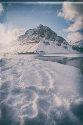 Vintage Mountain