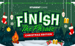 Finish The Phrase GAME (93112)