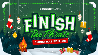 Finish The Phrase GAME