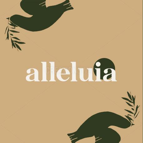 Alleluia (93203)