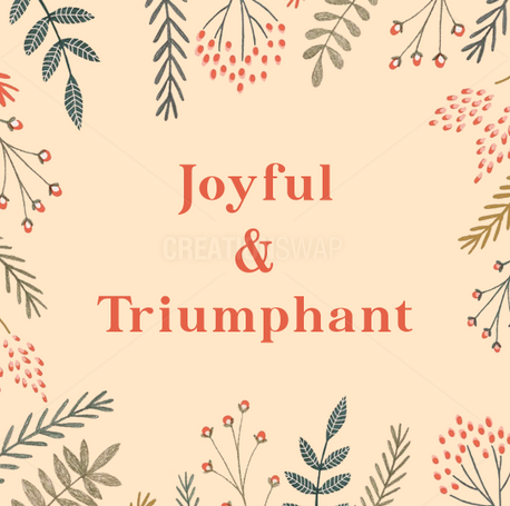Joyful and Triumphant (93209)