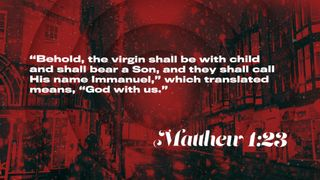 Christmas Six Scripture Motion