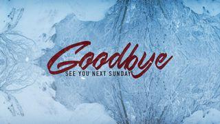 Winter Goodbye Motion Slide