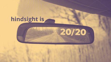 Hindsight Is 20/20 Slide (93254)
